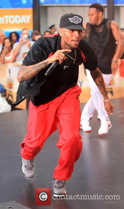 Chris Brown 33