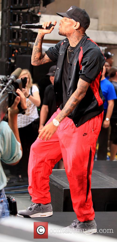 Chris Brown 34