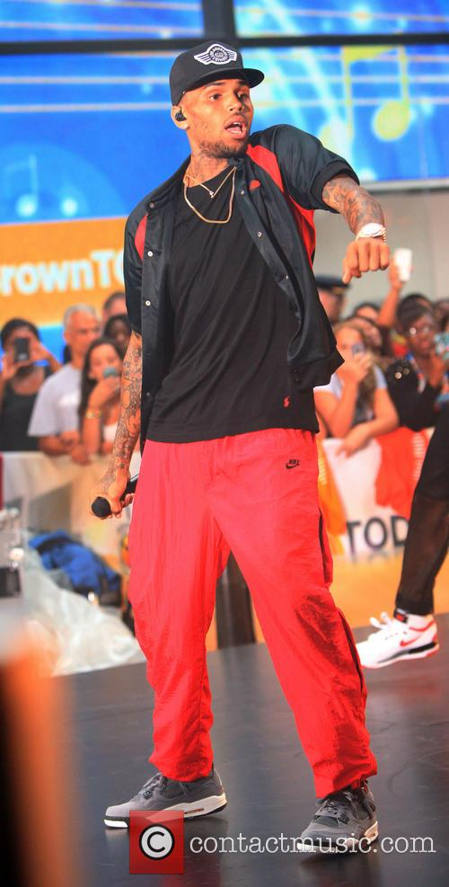 Chris Brown 39