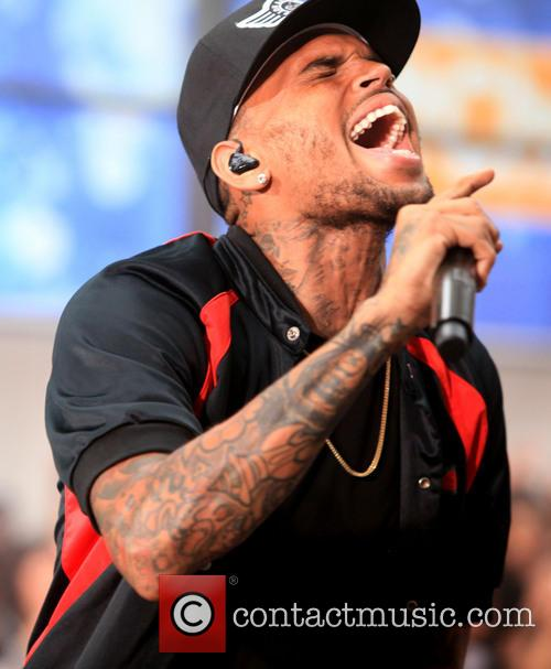 Chris Brown 42