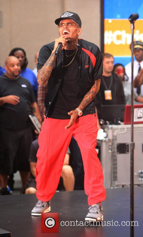 Chris Brown 44