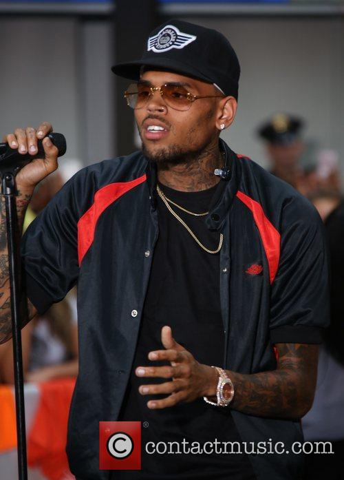 Chris Brown 86