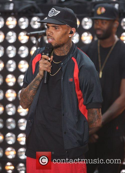 Chris Brown 90