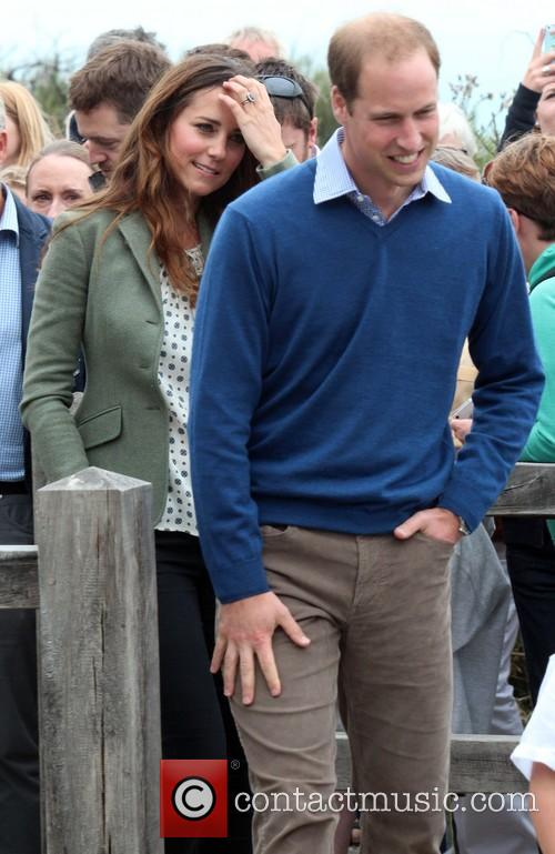 Prince William, Duke Of Cambridge, Catherine and Duchess Of Cambridge 4