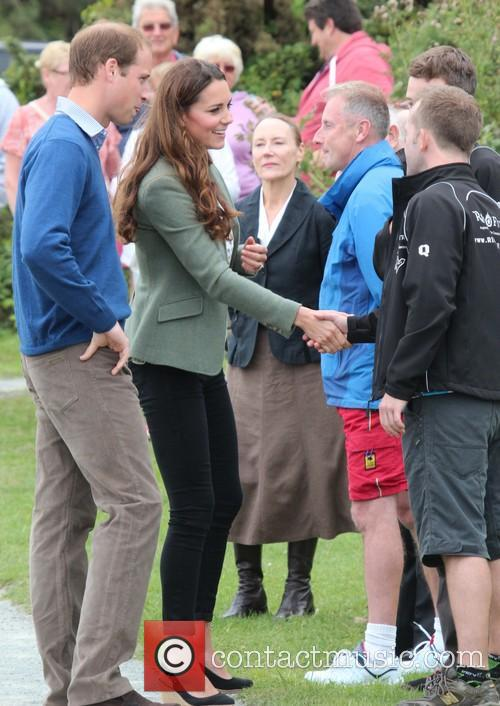 Prince William, Duke Of Cambridge, Catherine and Duchess Of Cambridge 11
