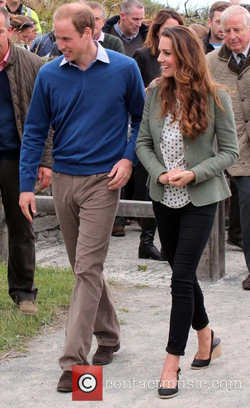 Prince William, Kate Middleton, Anglesey