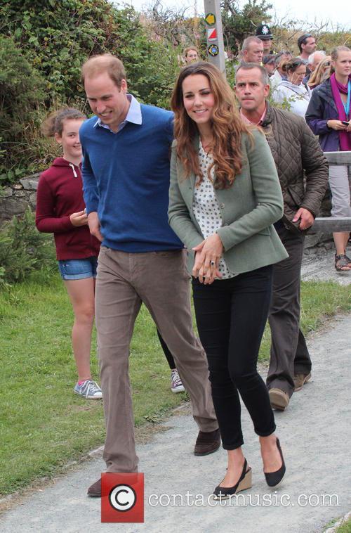 Prince William, Duke of Cambridge, Catherine, Duchess of Cambridge and Kate Middleton 17