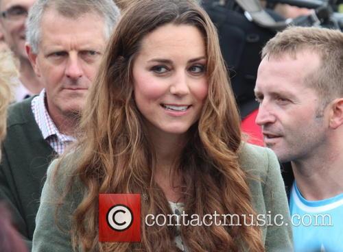 Prince William, Duke of Cambridge, Catherine, Duchess of Cambridge and Kate Middleton 18