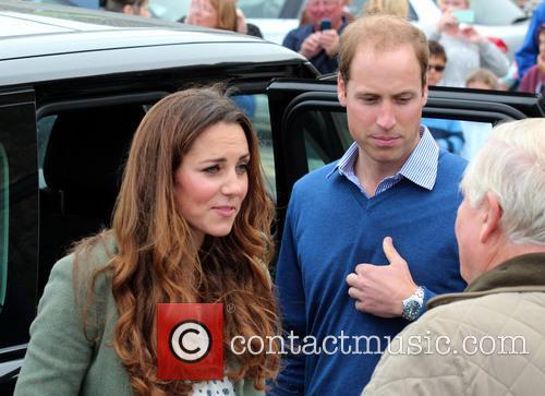 Prince William, Duke of Cambridge, Catherine, Duchess of Cambridge and Kate Middleton 22