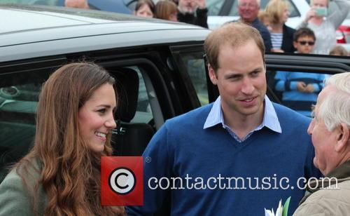 Prince William, Duke of Cambridge, Catherine, Duchess of Cambridge and Kate Middleton 23