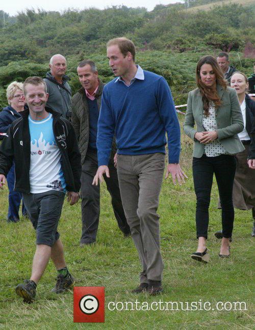 Prince William, Duke of Cambridge, Catherine, Duchess of Cambridge and Kate Middleton 24