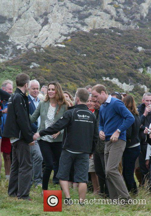 Prince William, Duke of Cambridge, Catherine, Duchess of Cambridge and Kate Middleton 25