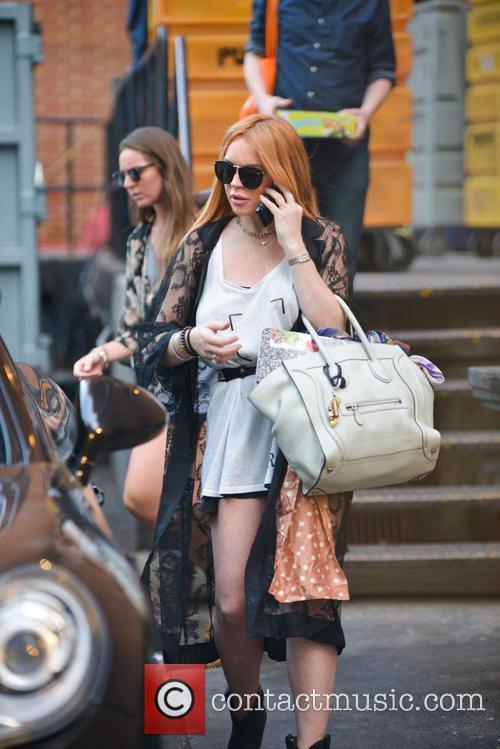 Lindsay Lohan 14