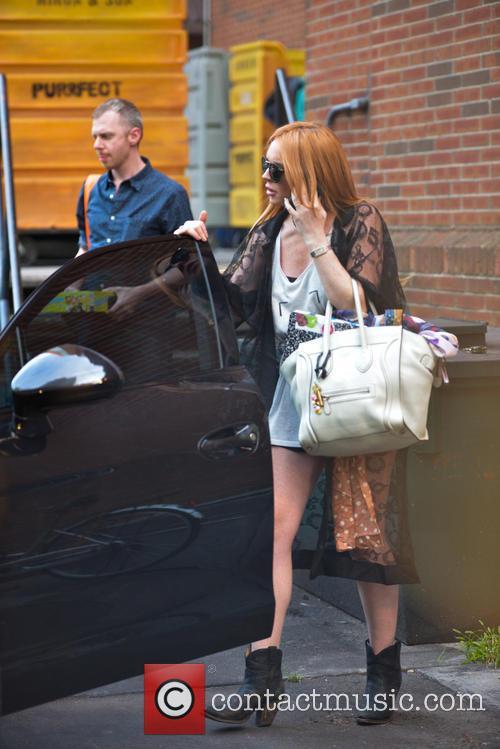 Lindsay Lohan 25