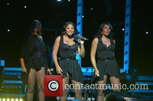 Tamar Braxton, Trina Braxton, Towanda Braxton, James L Knight Center
