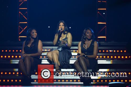 Toni Braxton performs in concert