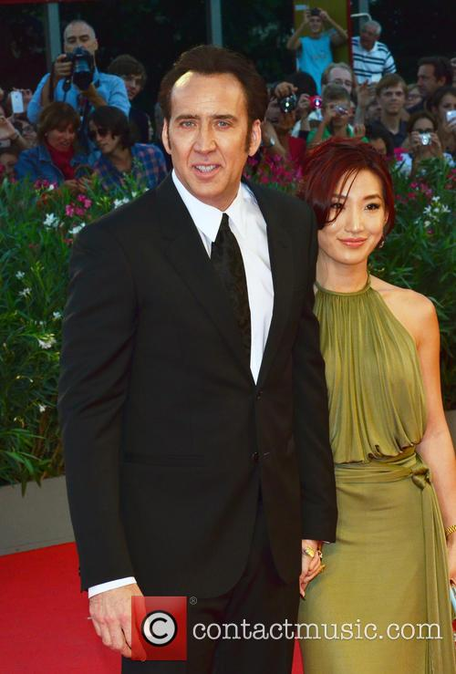 Nicolas Cage and Alice Kim 3