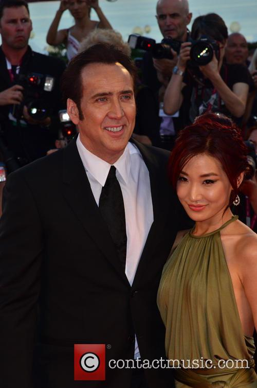 Nicolas Cage and Alice Kim 8