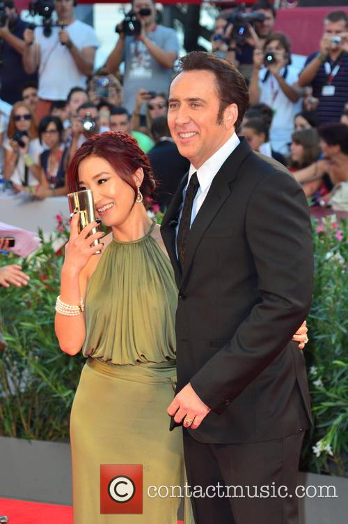 Nicolas Cage and Alice Kim 11