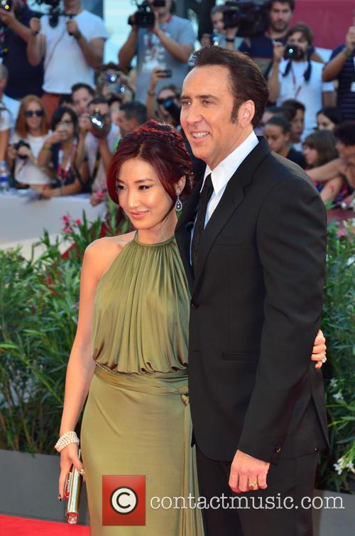 Nicolas Cage and Alice Kim 8