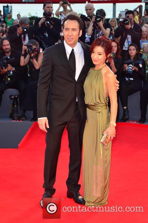 Nicolas Cage and Alice Kim 10