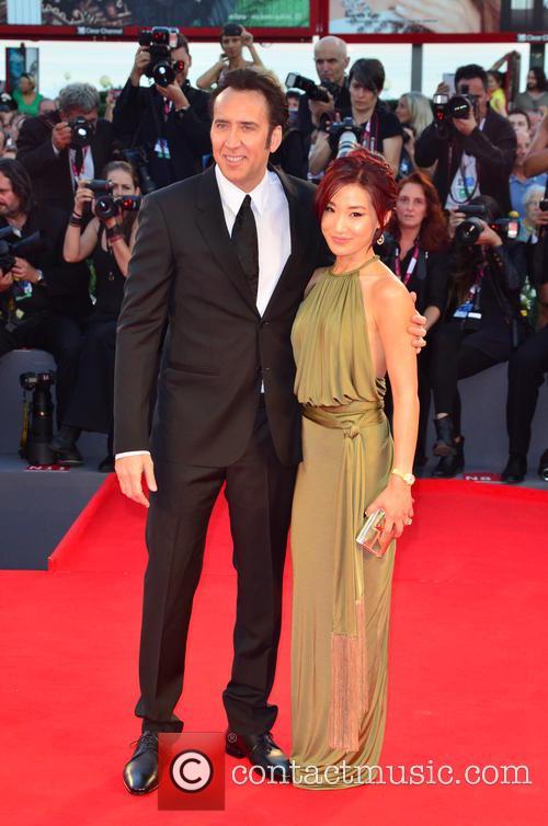 Nicolas Cage and Alice Kim 11