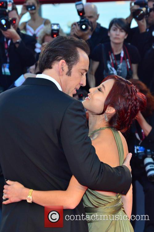 Nicolas Cage and Alice Kim 13