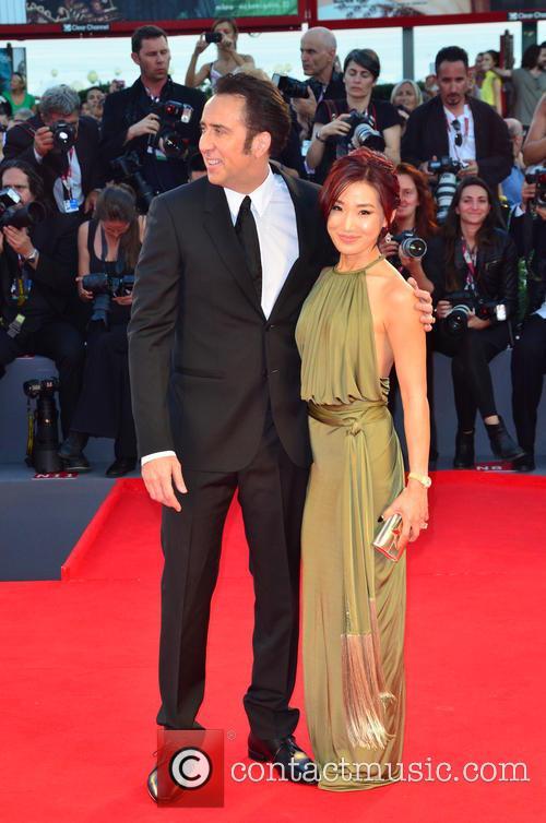 Nicolas Cage and Alice Kim 14