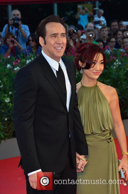 Nicolas Cage and Alice Kim 15