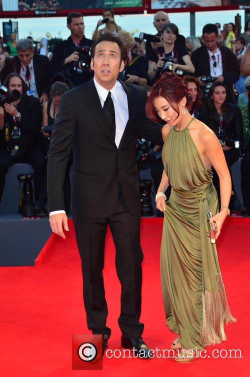 Nicolas Cage and Alice Kim 16