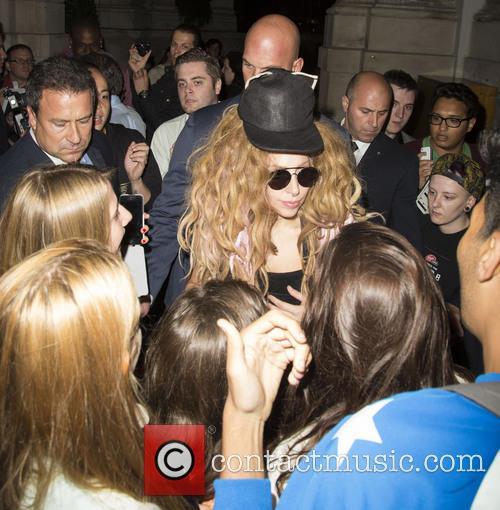 Lady Gaga, The Roundhouse