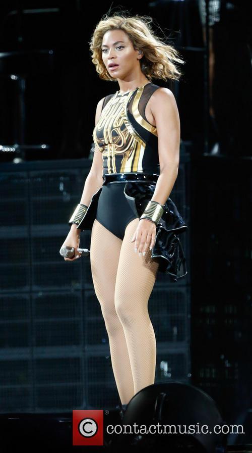 Beyonce Knowles 30