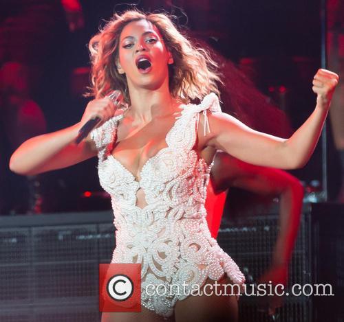 Beyonce MIA