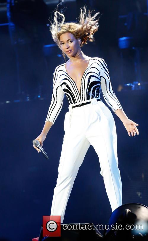 Beyonce 40