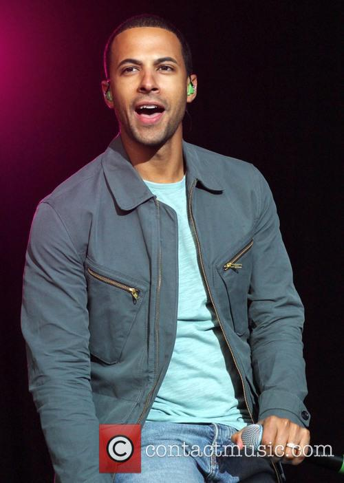 Marvin Humes and Jls 2