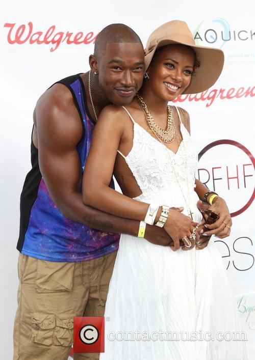 Eva Marcille and Kevin Mccall 4