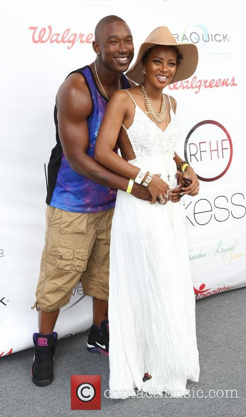 Eva Marcille and Kevin Mccall 5