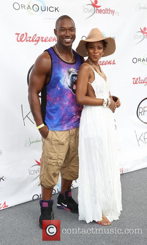 Eva Marcille and Kevin Mccall 6