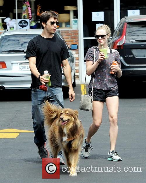 Amanda Seyfried and Justin Long 7