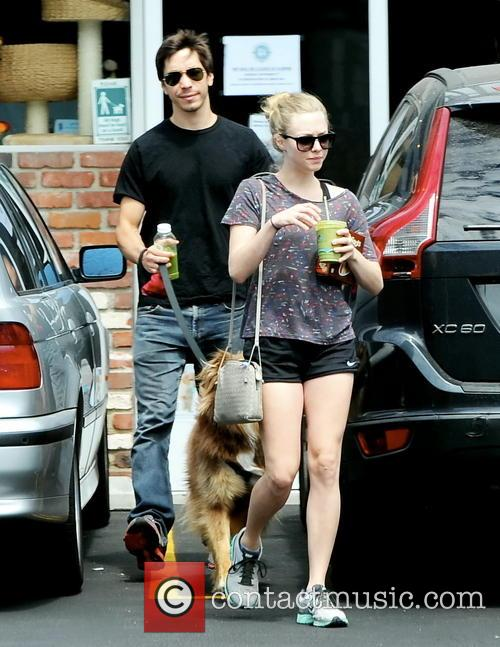 Amanda Seyfried and Justin Long 26