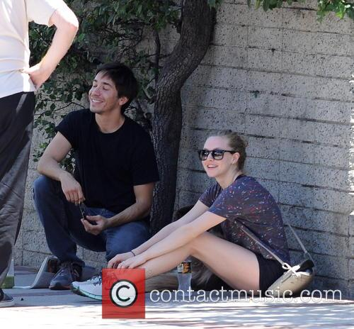 Amanda Seyfried and Justin Long 31