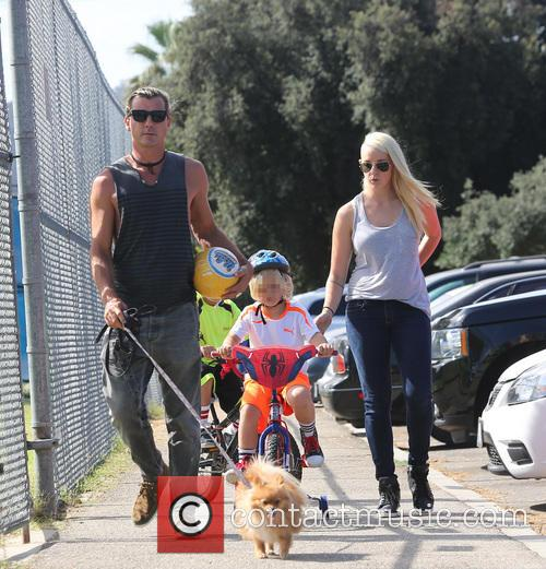 gavin rossdale gavin rossdale out with his 3843523