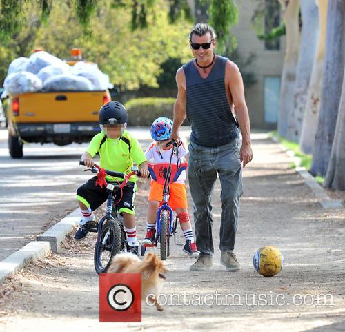 kingston rossdale zuma rossdale gavin rossdale gavin rossdale and 3843675