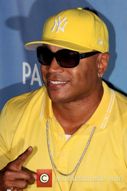 LL Cool J makes an appearance at Ditch Pool