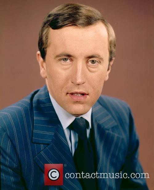 File photos of David Frost