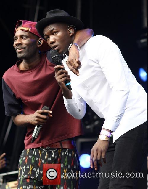 Wretch 32 and Jacob Banks 8