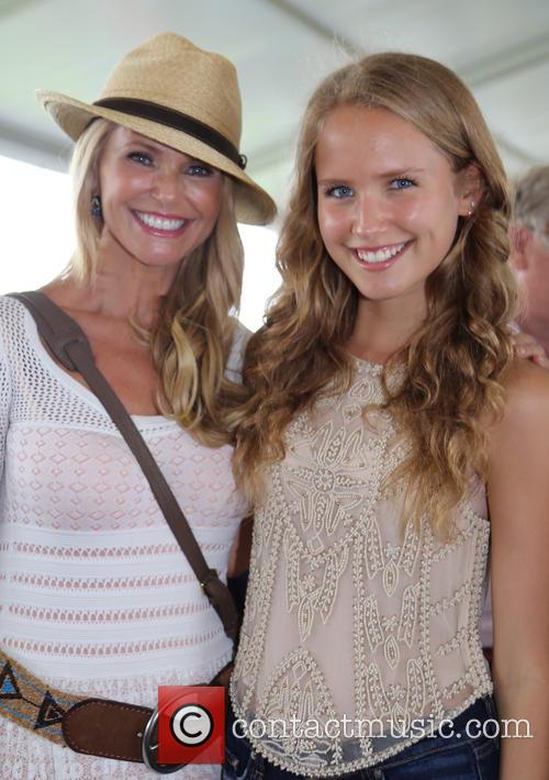 Christie Brinkley and Sailor Cook 5