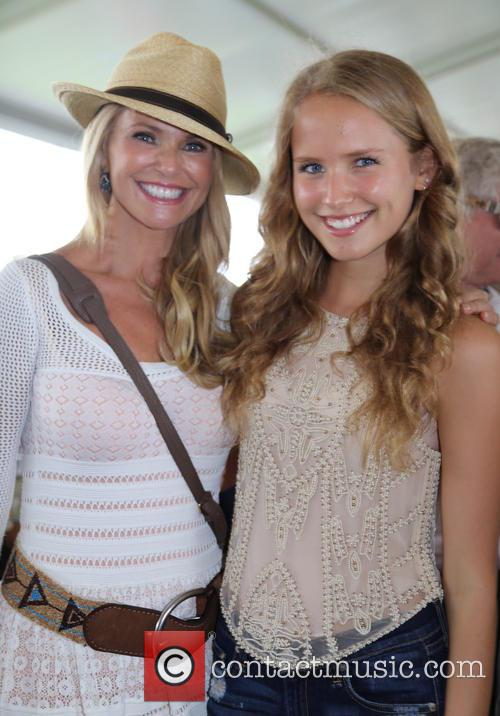 Christie Brinkley and Sailor Cook 6