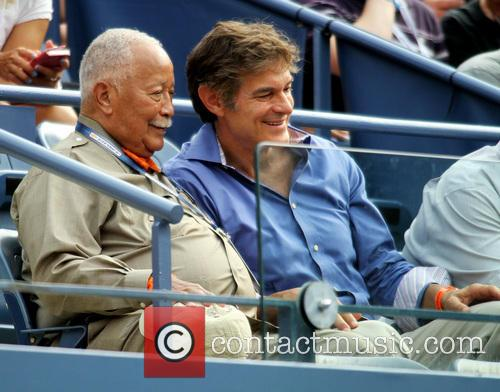David Dinkins and Dr Mehmet Oz