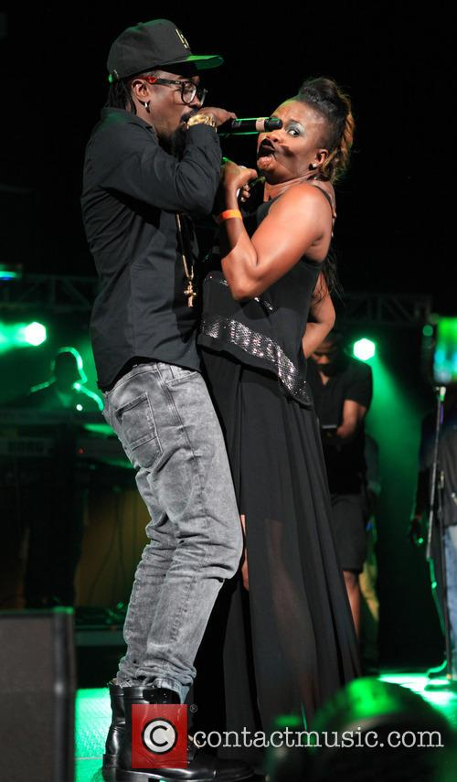 Lady Saw and Beenie Man 2
